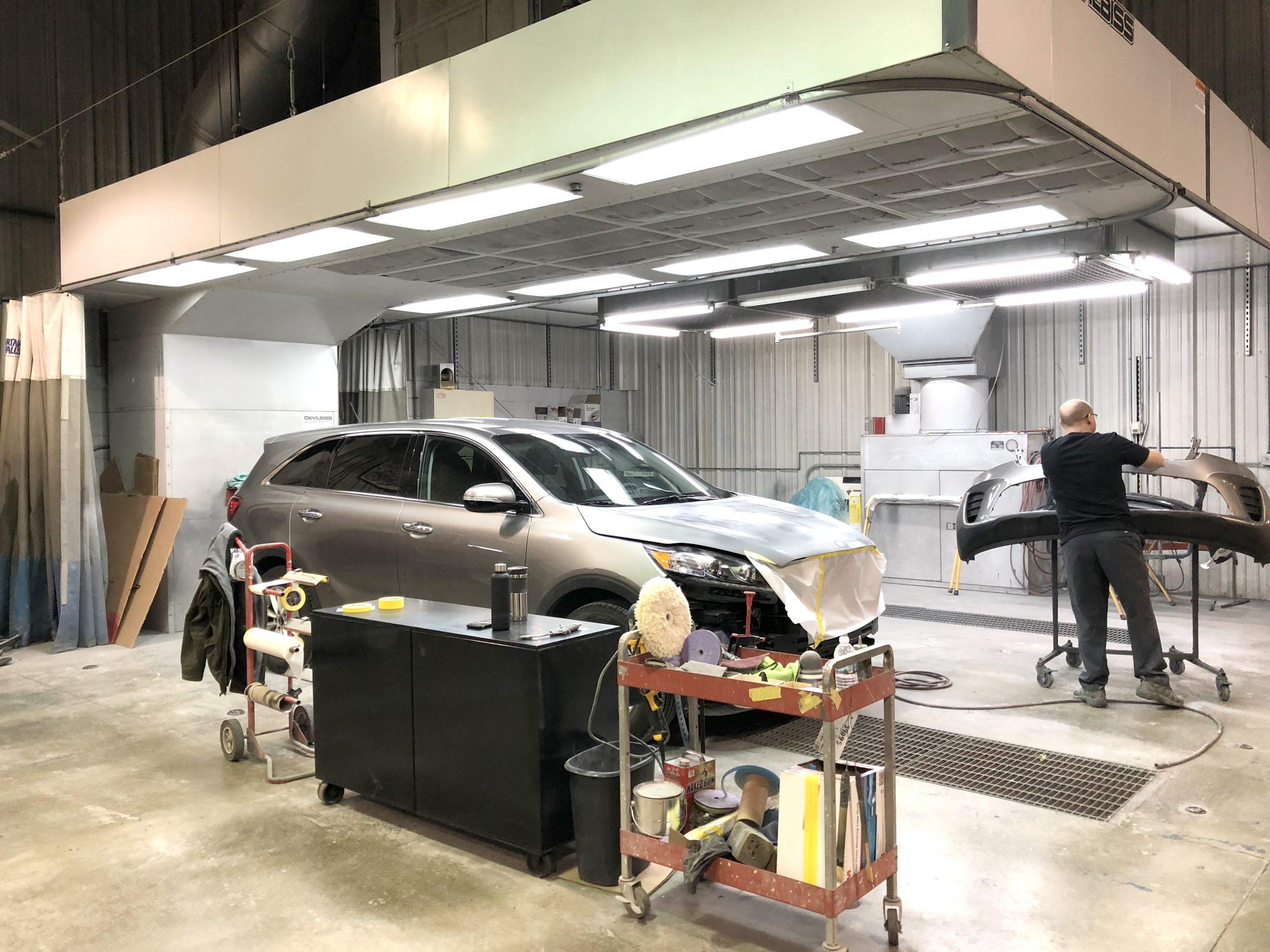 Merriville Auto Body Shop